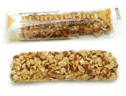Almond Log - 12 ct box
