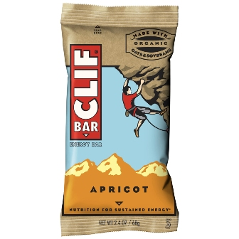 Clif Apricot Bar - 12ct