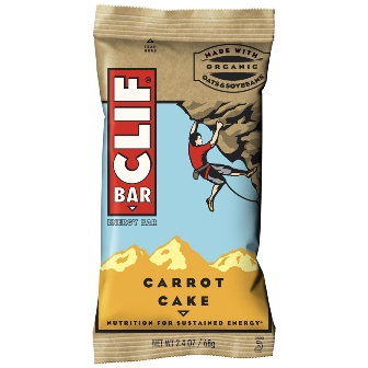 Clif Carrot Cake Bar - 12ct