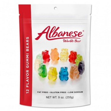Albanese Bulk Gummy Bears 36oz bag