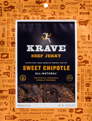 Krave Sweet Chiptole