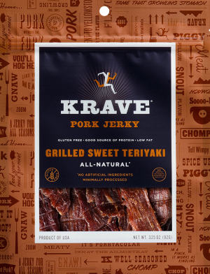 Krave Grilled Teriyaki