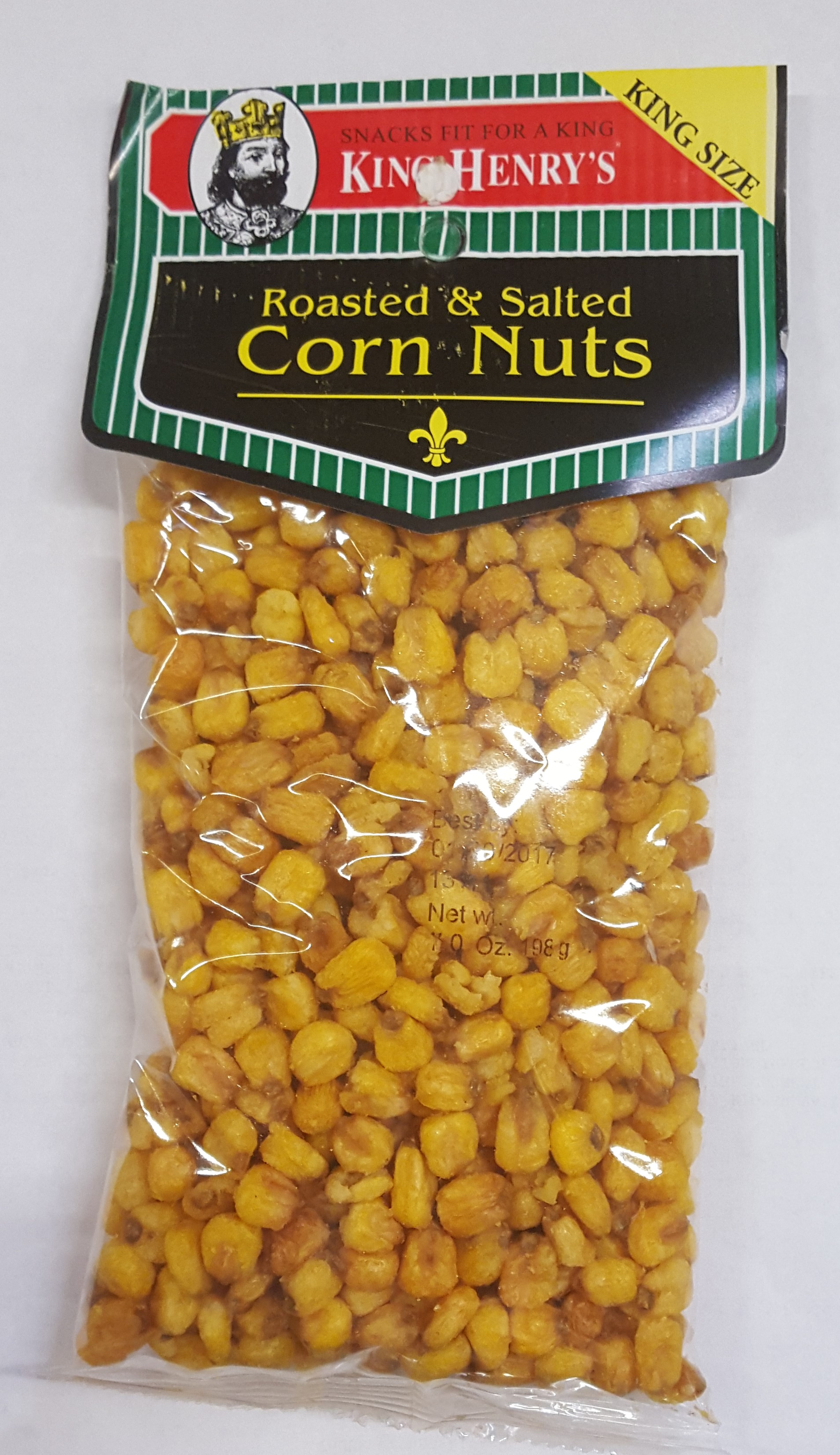King Henry's Corn Nuts