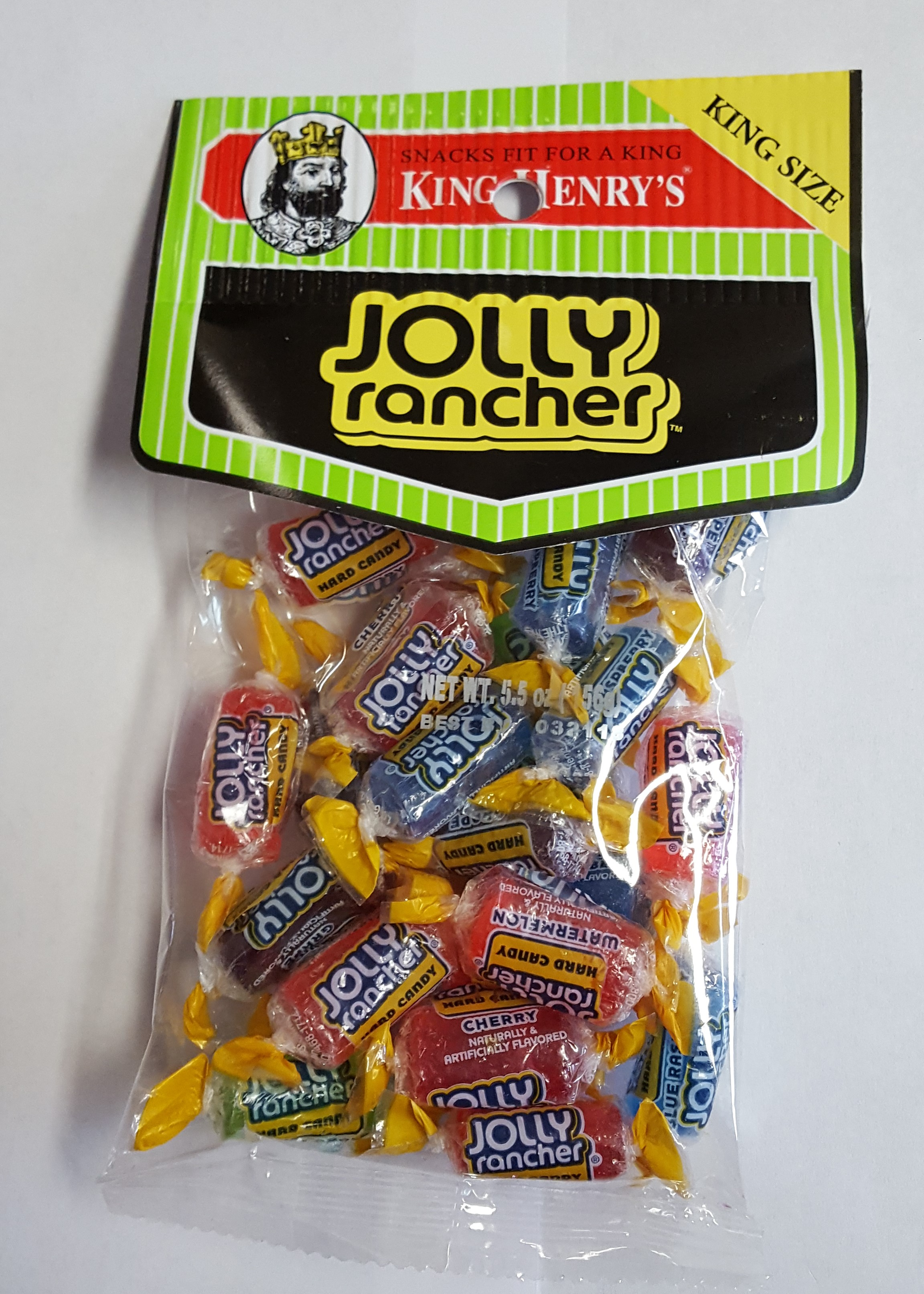 King Henry\'s Jolly Rancher