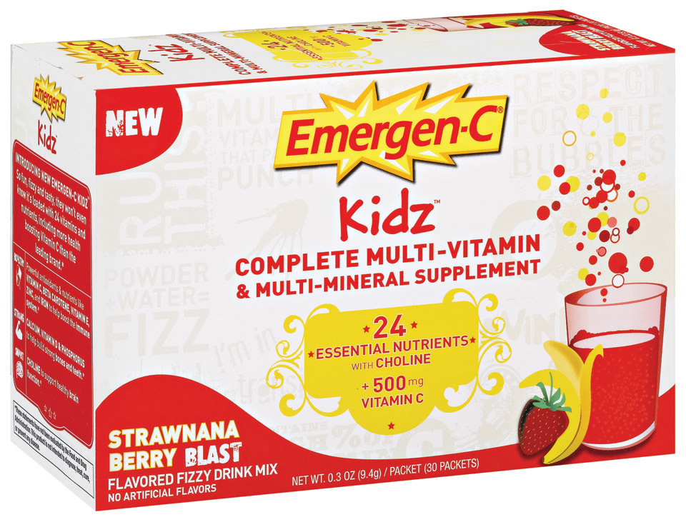 Emergen-C Kids Strawberry/Banana