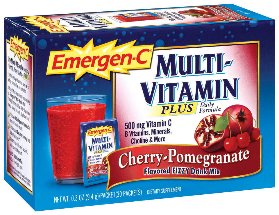 Emergen-C Cherry/Pomegranate