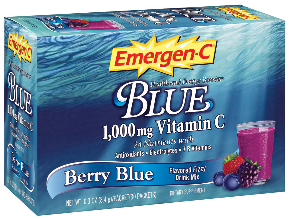 Emergen-C Berry Blue
