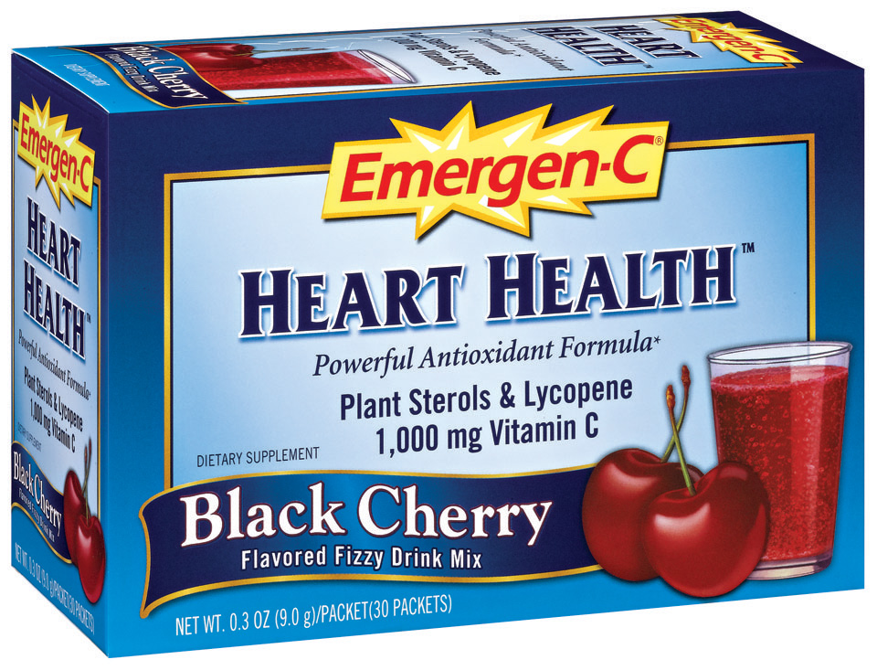 Emergen-C Black Cherry