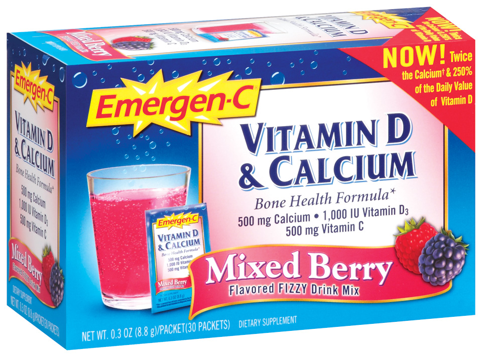 Emergen-C Mixed Berry