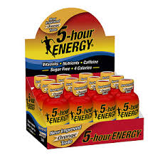 5-Hour Energy Orange - 12ct