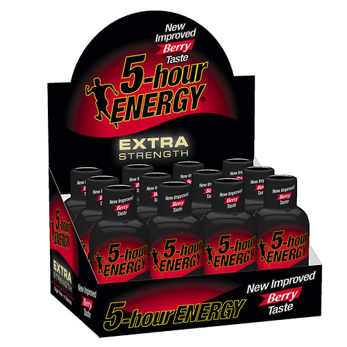 5-Hour Energy Extra Strength - 12ct