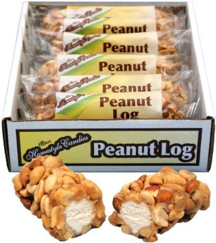 Peanut Log - 12ct
