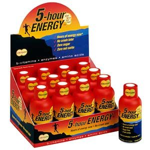 5-Hour Energy Berry - 12ct