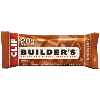 Clif Builder's Chocolate Bar - 12ct