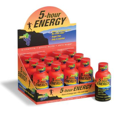 5-Hour Energy Grape - 12ct