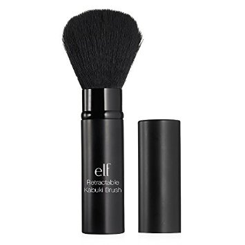 ELF Retractable Kabuki Brush - 4ct