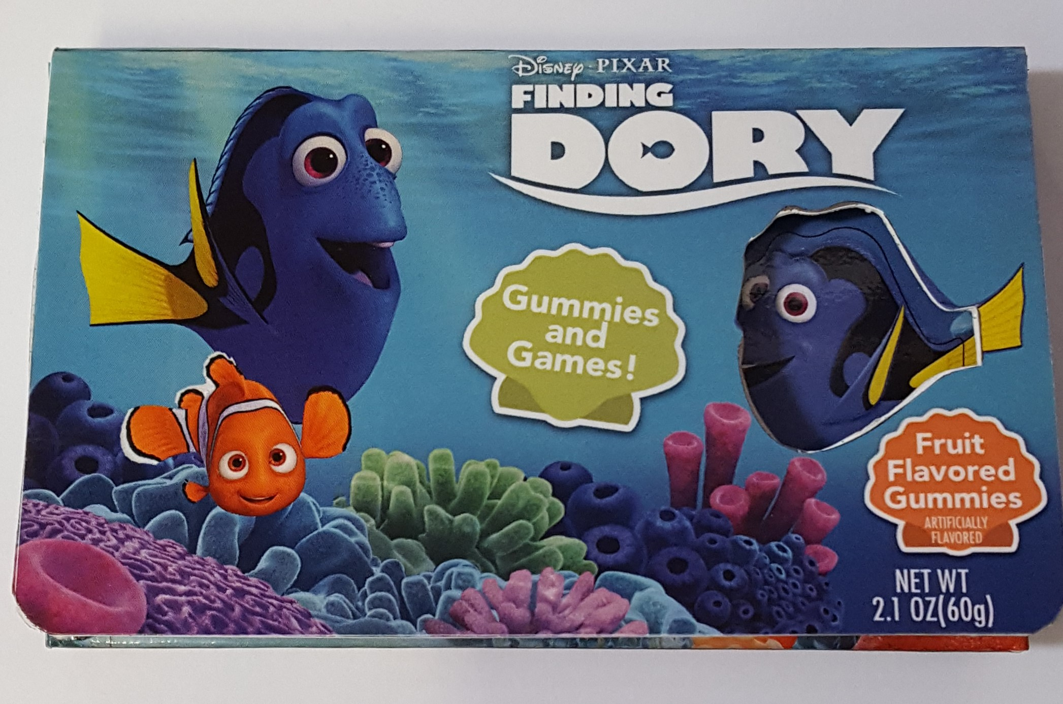 Finding Dory Gummies