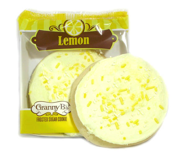 Granny B's Lemon Sugar Cookie - 10ct