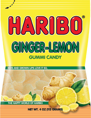 Ginger Lemon 4 oz