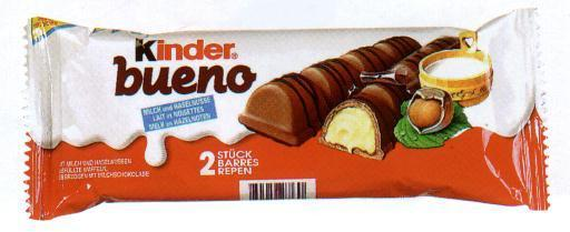 Kinder Bueno Bar - 30ct