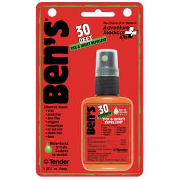 Ben's 100 Carded Pump Repellent