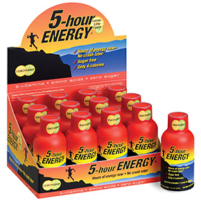 5-Hour Energy Lemon-Lime - 12ct