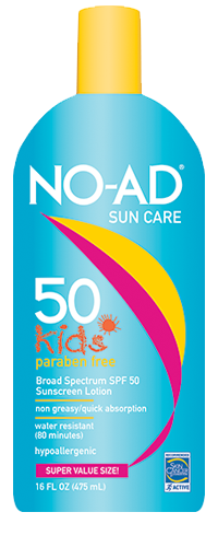 SPF50 Kids Sunblock Lotion