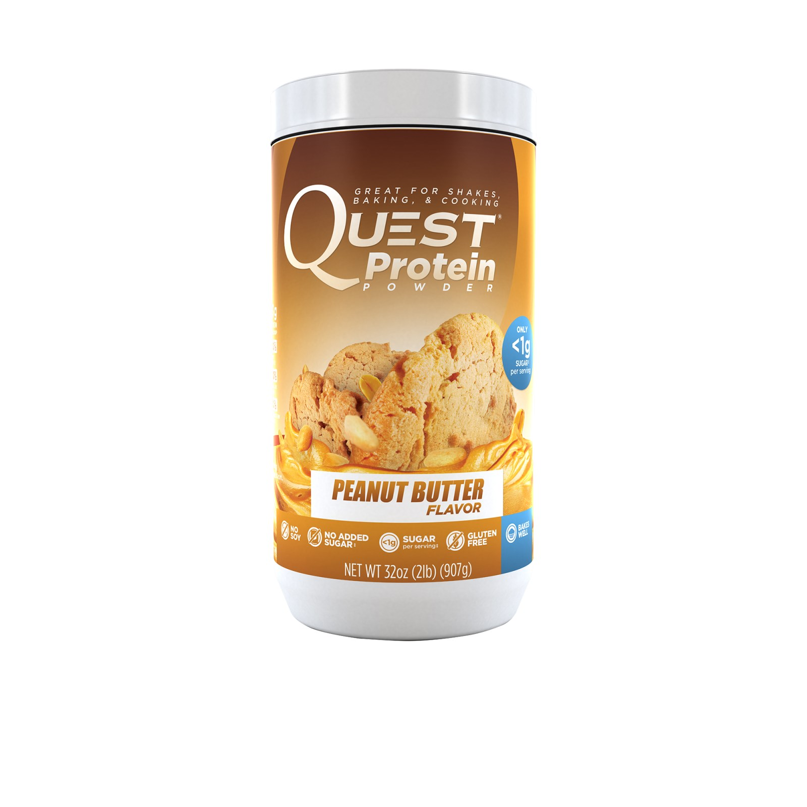 Quest Protein Powder Peanut Butter 2lb