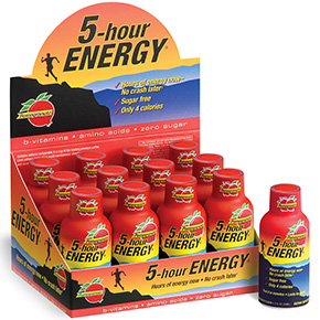 5-Hour Energy Pomegranate - 12ct