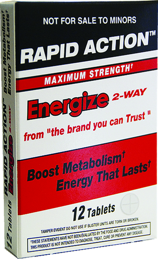 Rapid Action Energize - 24ct
