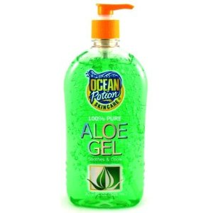 Ocean Potion Aloe Vera Gel 20.5 oz