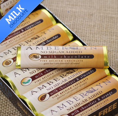 Amber Lyn Milk Chocolate - 15ct
