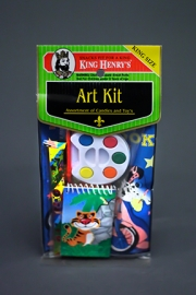 King Henry's Art Kit