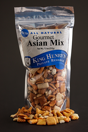 King Henry's Natural Asian Mix