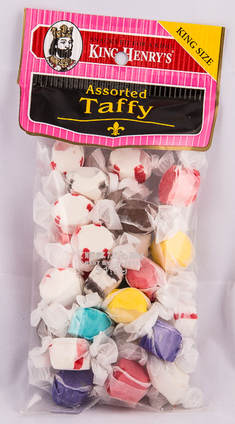 King Henry's Assorted Taffy