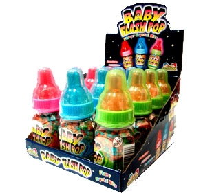 Baby Flash Pop - 12ct
