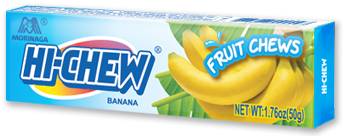 Hi Chew Banana - 10ct