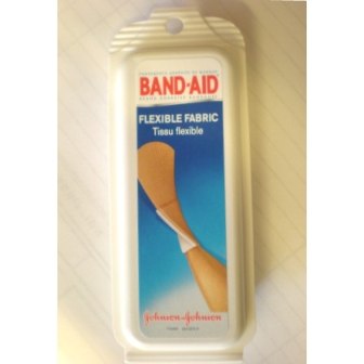 J&J Band-Aid 8pc Pack