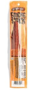 Old Wisconsin Smoke Stack Beef & Cheddar 2.75oz  - 18ct