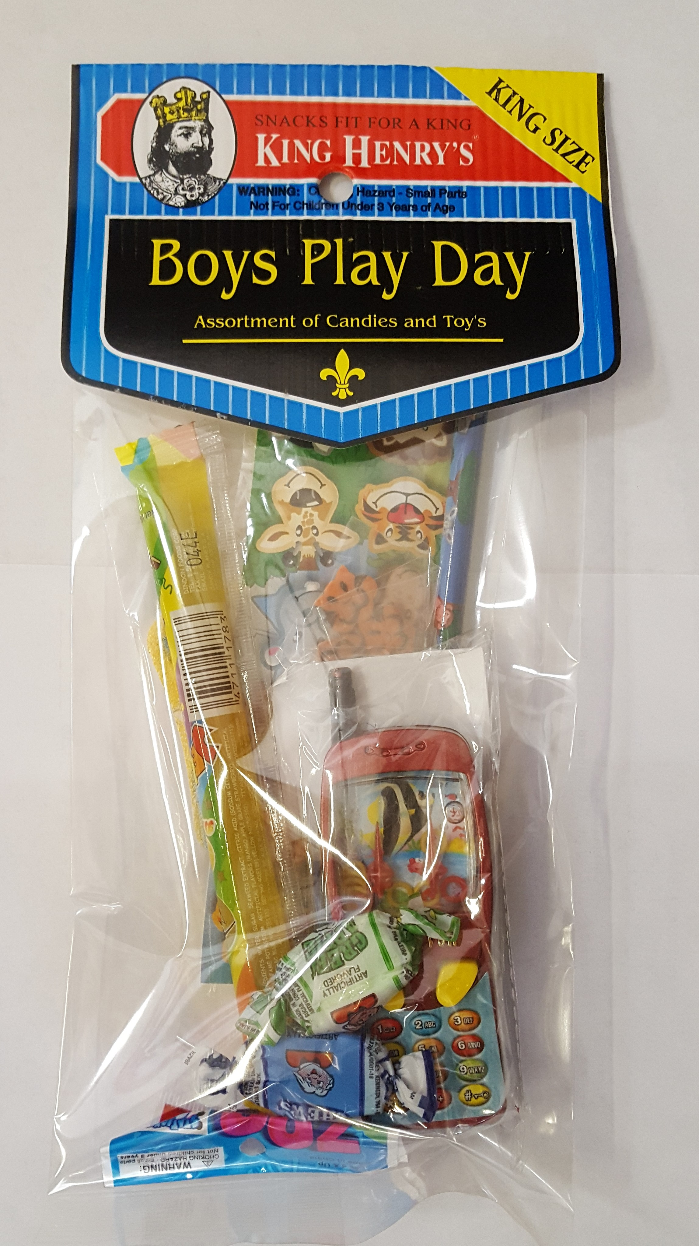 King Henry\'s Boys Play Day
