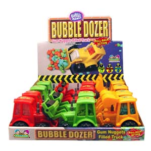 Bubble Dozer Candy - 12ct