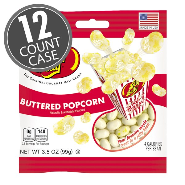Buttered Popcorn - 12ct