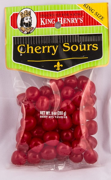 King Henry\'s Cherry Sours