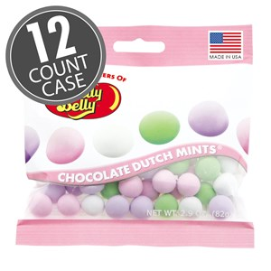 Chocolate Dutch Mints - 12ct