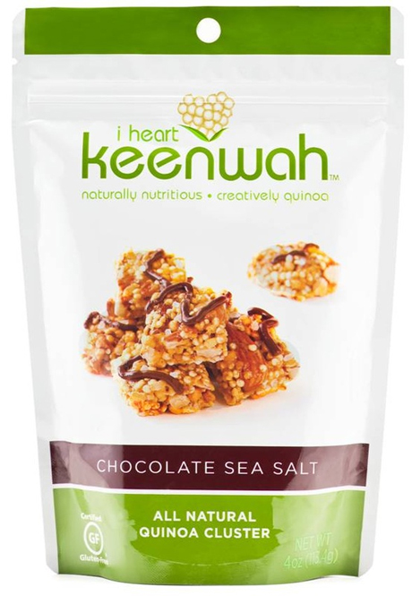 Keenwah Chocolate Sea Salt