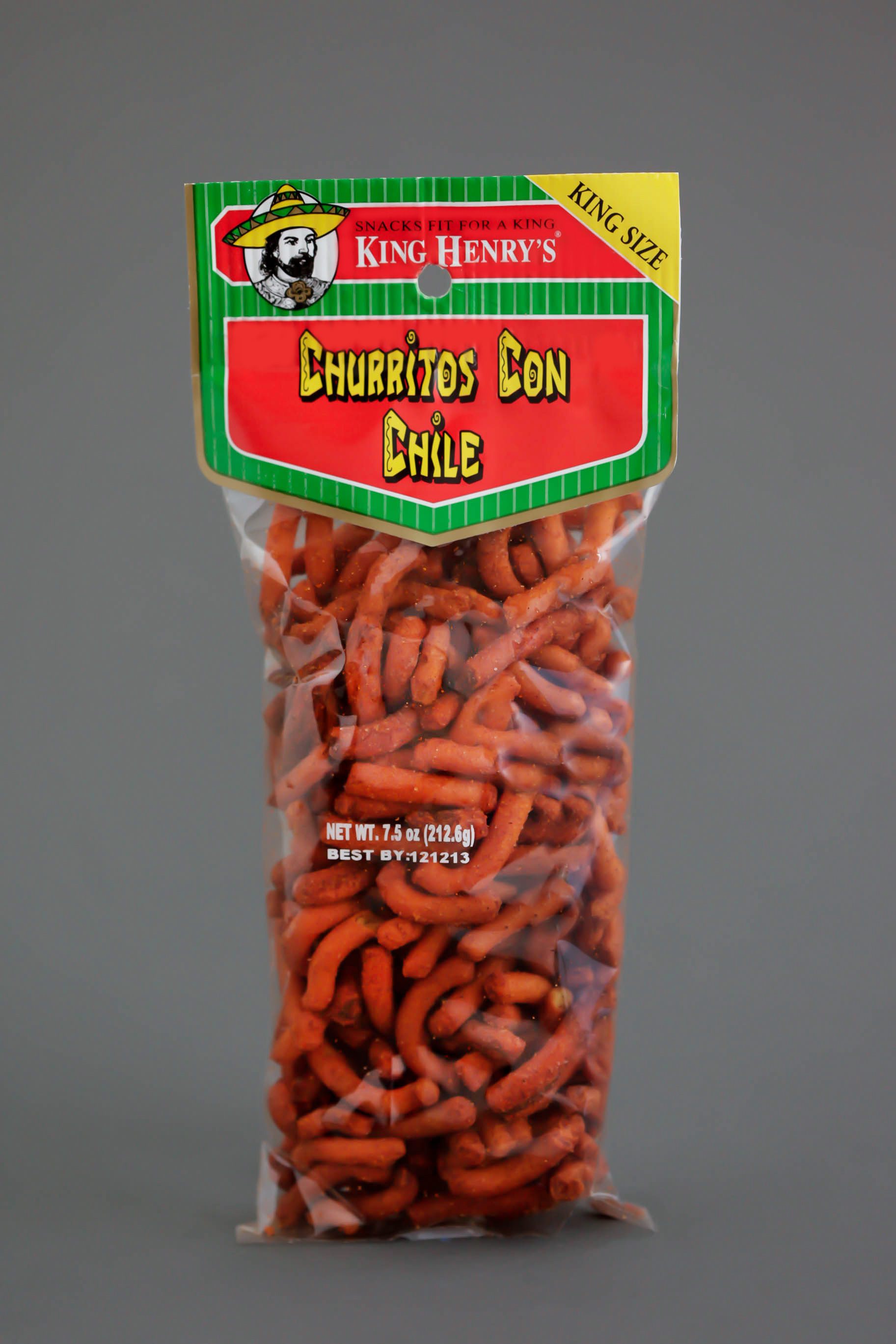 King Henry's Churritos Con Chili