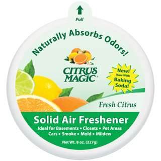 Citrus Magic Solid Fresh Citrus