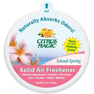 Citrus Magic Solid Island Spring