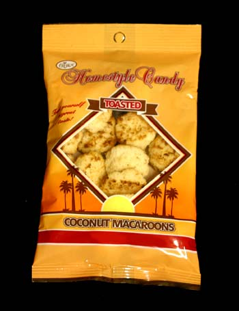 Coconut Macaroons - 12 ct box