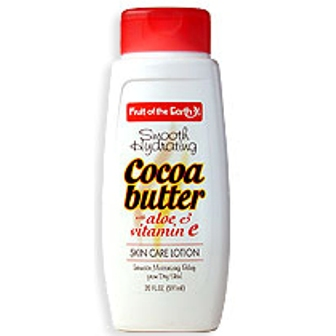 Fruit of the Earth Cocoa Butter Lotion 4oz